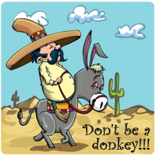 dont-be-a-donkey